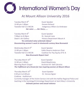 Microsoft Word - IWD At Mount Allison University 2016.docx